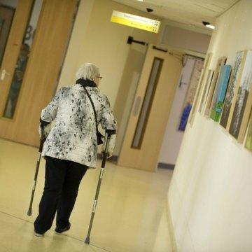 Zorg kwetsbare ouderen in goede handen