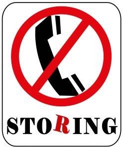Telefoonstoring opgelost