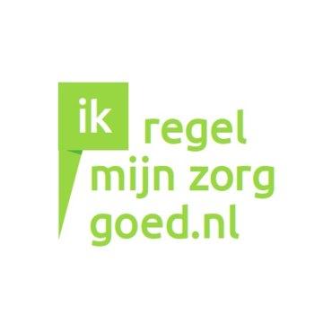 Informatiestand Ik regel mijn zorg goed.nl op 18 en 19 december