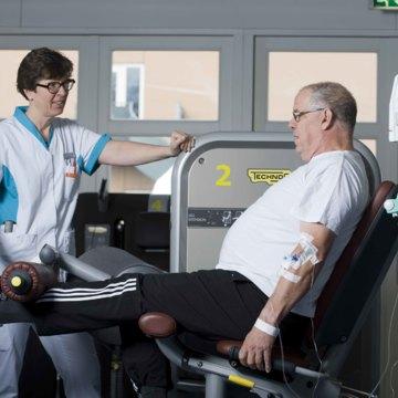 Fitness bij Ziekenhuis Rivierenland alleen op afspraak