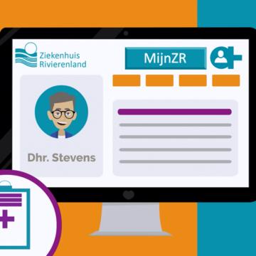 Slimme Zorg Estafette: meer mogelijk met MijnZR
