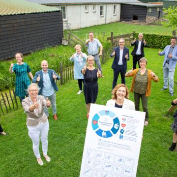 Vijftien ondertekenaars voor Preventieakkoord Culemborg