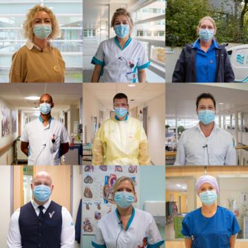 Vanaf maandag 19 juli mondkapjes verplicht in Ziekenhuis Rivierenland