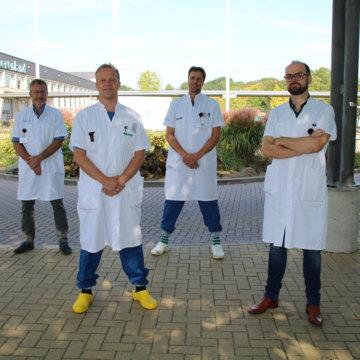 Bij liesbreuk in één keer klaar in Ziekenhuis Rivierenland