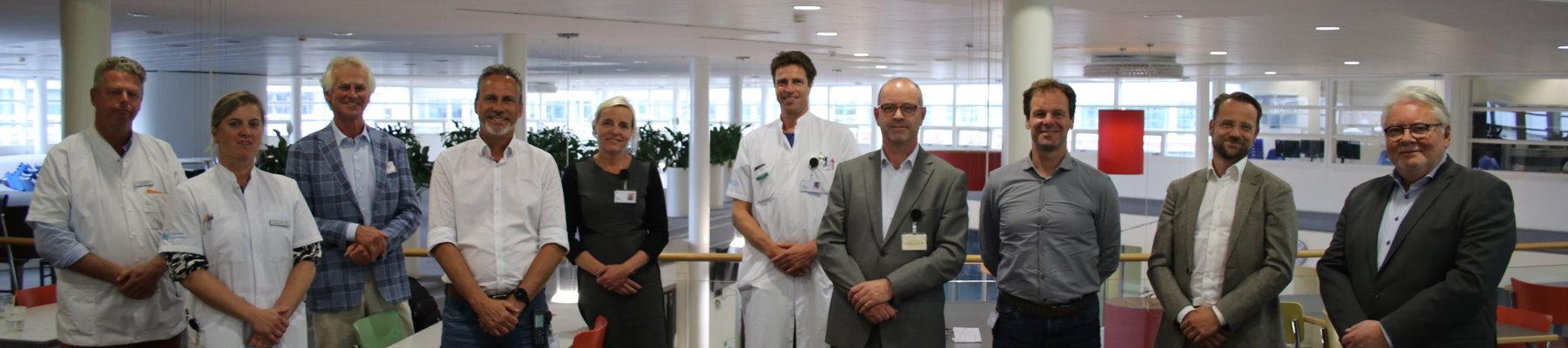 Ziekenhuis Rivierenland behandelt samen met NOK patiënten met overgewicht