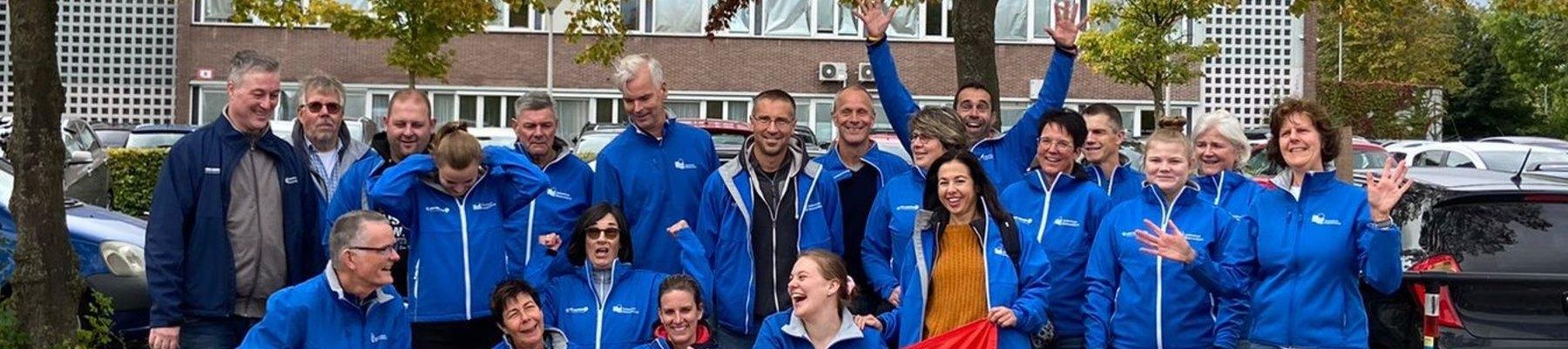 Team Ziekenhuis Rivierenland doet weer mee aan Roparun